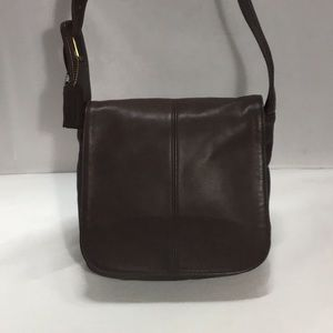 Coach Leather Messenger 4273